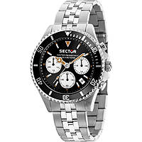 watch chronograph man Sector 230 R3273661010