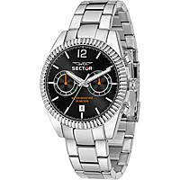 watch chronograph man Sector 240 R3253240003