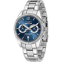 watch chronograph man Sector 240 R3253240006