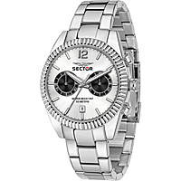 watch chronograph man Sector 240 R3253240007