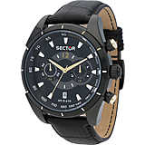 watch chronograph man Sector 330 R3271794001