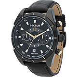 watch chronograph man Sector 330 R3271794001
