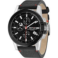 watch chronograph man Sector 480 R3271797004