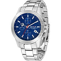 watch chronograph man Sector 480 R3273797004