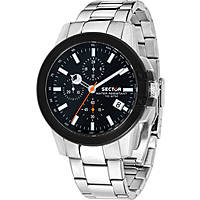 watch chronograph man Sector 480 R3273797005