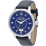 watch chronograph man Sector 640 R3251593001