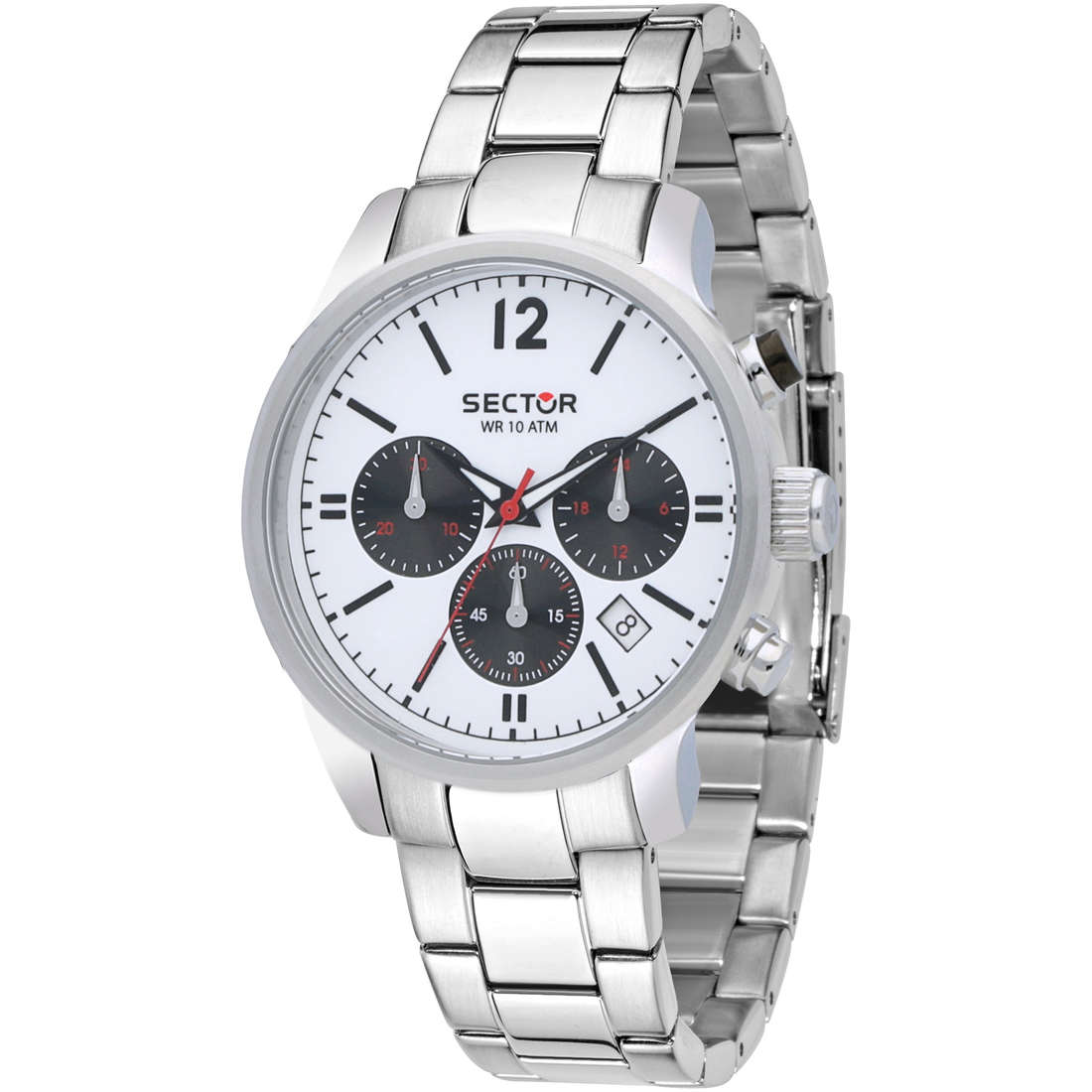watch chronograph man Sector 640 R3273693003