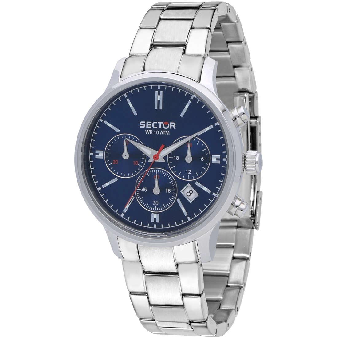 watch chronograph man Sector 640 R3273693004