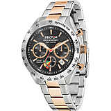 watch chronograph man Sector 695 R3273613001