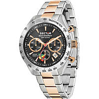 watch chronograph man Sector 695 R3273613001