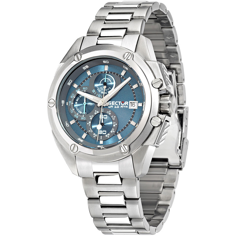 watch chronograph man Sector 950 R3273981001
