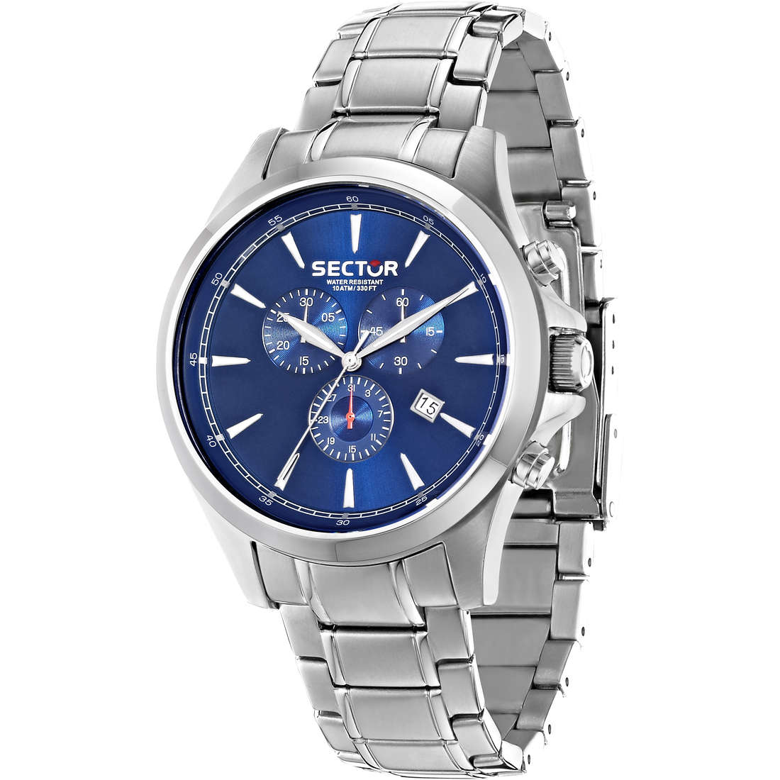watch chronograph man Sector ACE R3273690001