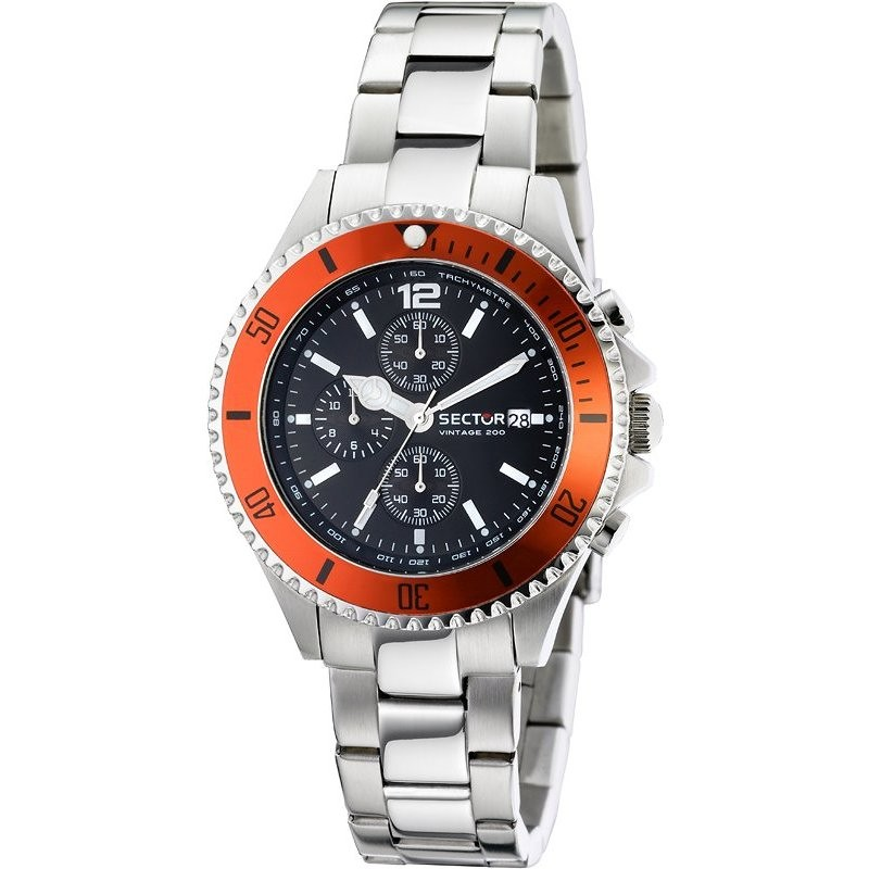 watch chronograph man Sector Marine 230 R3273661001