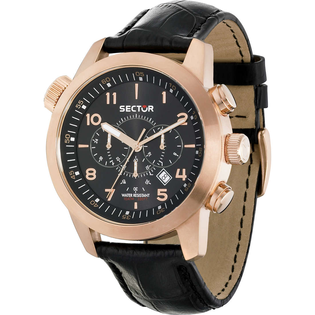 watch chronograph man Sector Oversize R3271602007