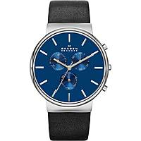 watch chronograph man Skagen Ancher SKW6105