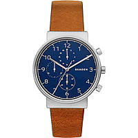 watch chronograph man Skagen Ancher SKW6358