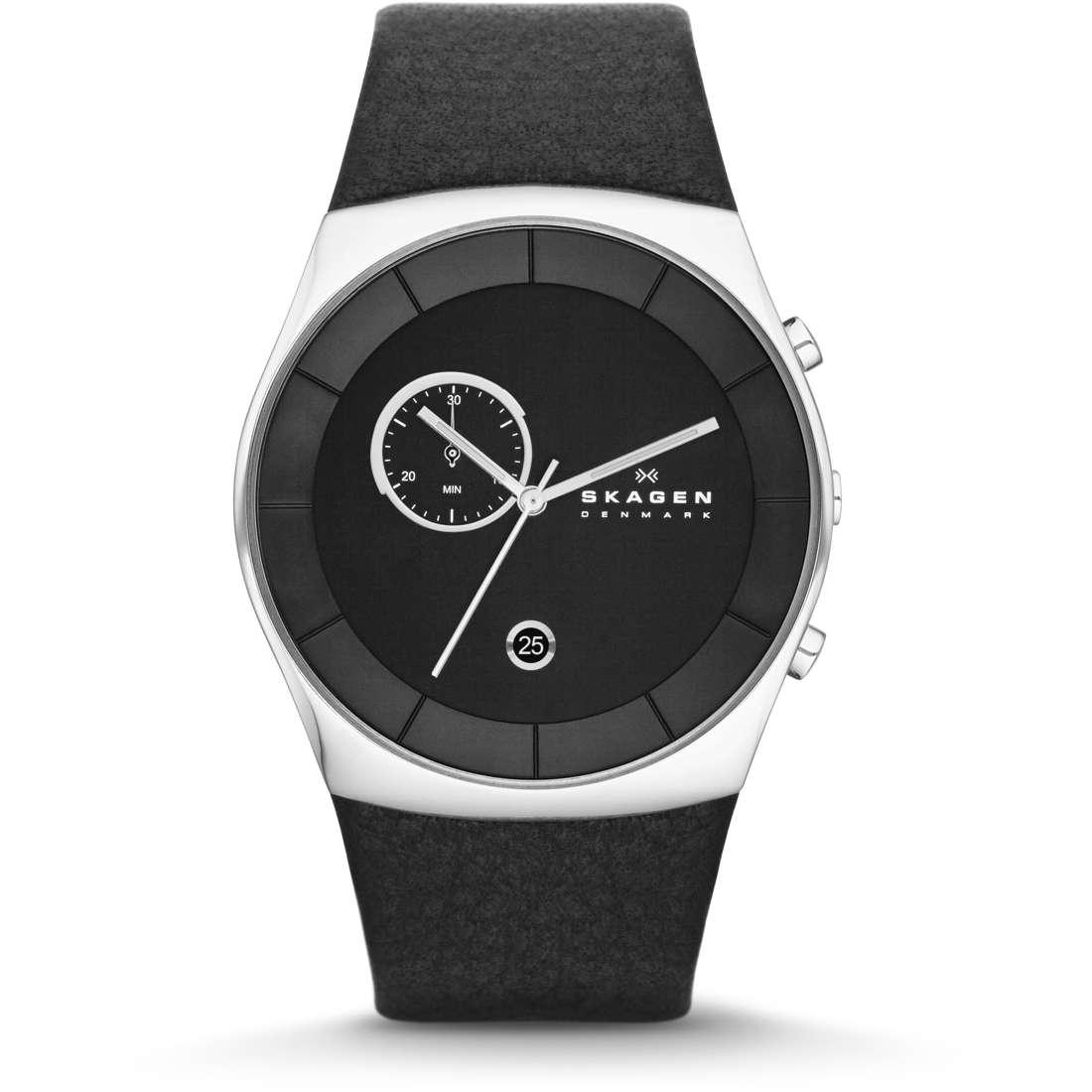 watch chronograph man Skagen Havene SKW6070