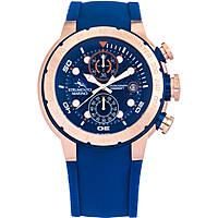 watch chronograph man Strumento Marino Saint-Tropez SM130S/RG/BL/BL