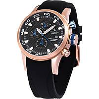 watch chronograph man Strumento Marino Speedboat SM126S/RG/NR/NR