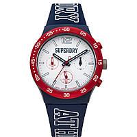 watch chronograph man Superdry Urban SYG205U