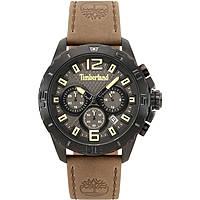 watch chronograph man Timberland Harriston TBL.15356JSB/61