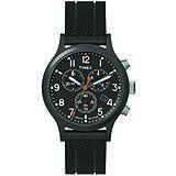 watch chronograph man Timex Allied Pu TW2R60400
