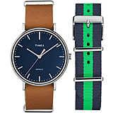 watch chronograph man Timex Fairfield Box Set TWG016300