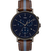 watch chronograph man Timex Fairfield Chronograph TW2R37700