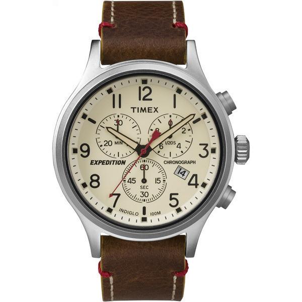 watch chronograph man Timex Scout Chrono TW4B04300