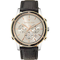 watch chronograph man Trussardi Heritage R2471617003