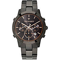 watch chronograph man Trussardi Heritage R2473617001