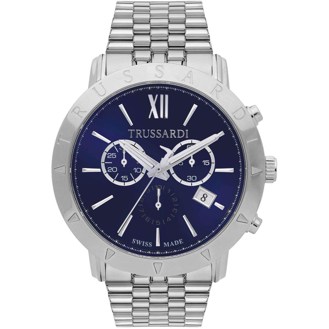 watch chronograph man Trussardi Nestor R2473607002