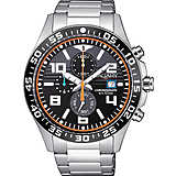 watch chronograph man Vagary By Citizen Aqua 39 IA9-217-51