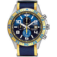 watch chronograph man Vagary By Citizen Aqua 39 IA9-217-70