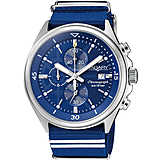 watch chronograph man Vagary By Citizen Aqua 39 IA9-519-70