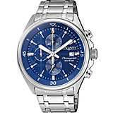 watch chronograph man Vagary By Citizen Aqua 39 IA9-519-71