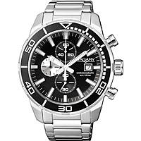 watch chronograph man Vagary By Citizen Aqua 39 IA9-616-51
