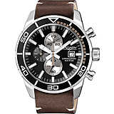 watch chronograph man Vagary By Citizen Aqua 39 IA9-616-52
