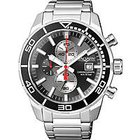 watch chronograph man Vagary By Citizen Aqua 39 IA9-616-61