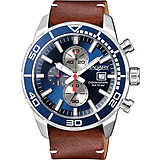 watch chronograph man Vagary By Citizen Aqua 39 IA9-616-70