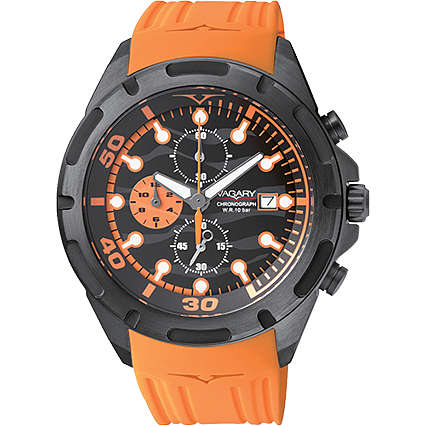 watch chronograph man Vagary By Citizen IA8-946-52