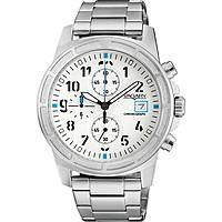 watch chronograph man Vagary By Citizen IA9-411-11