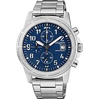watch chronograph man Vagary By Citizen IA9-411-71