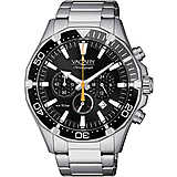 watch chronograph man Vagary By Citizen Super IV4-110-51