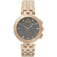 watch chronograph man Versus Logo Gent Chrono S76180017