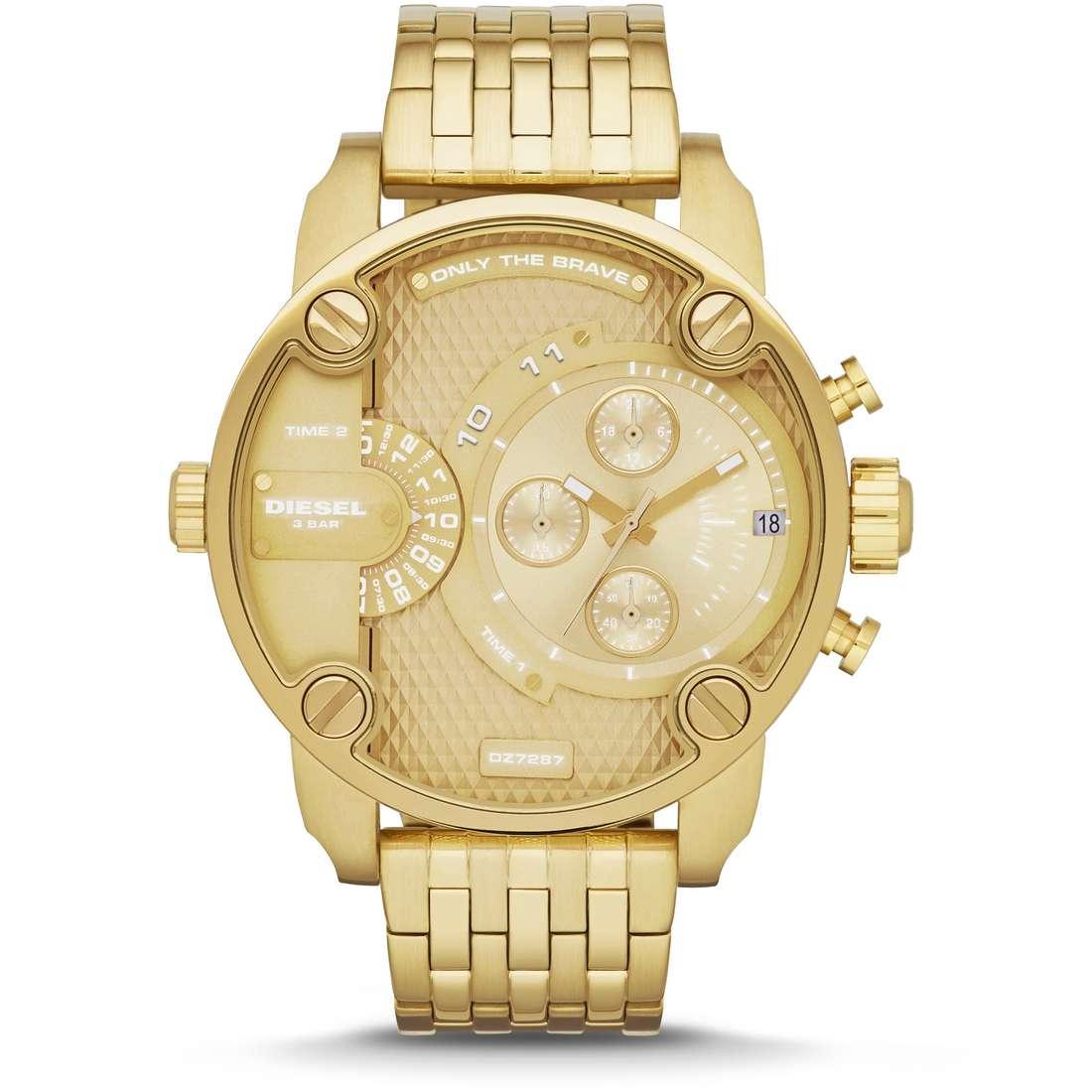 watch chronograph unisex Diesel Little Daddy DZ7287