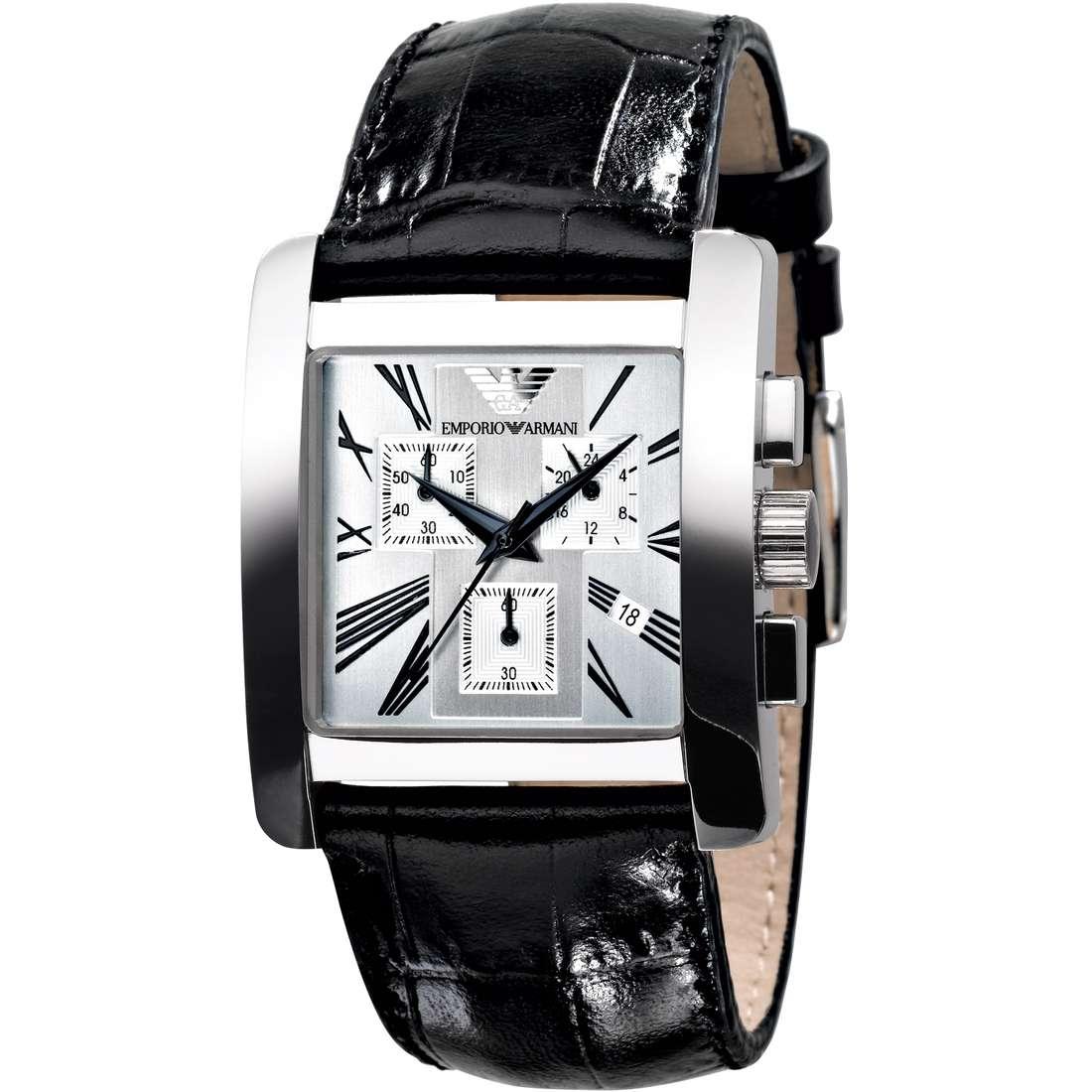 watch chronograph unisex Emporio Armani AR0187