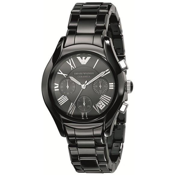 watch chronograph unisex Emporio Armani AR1401