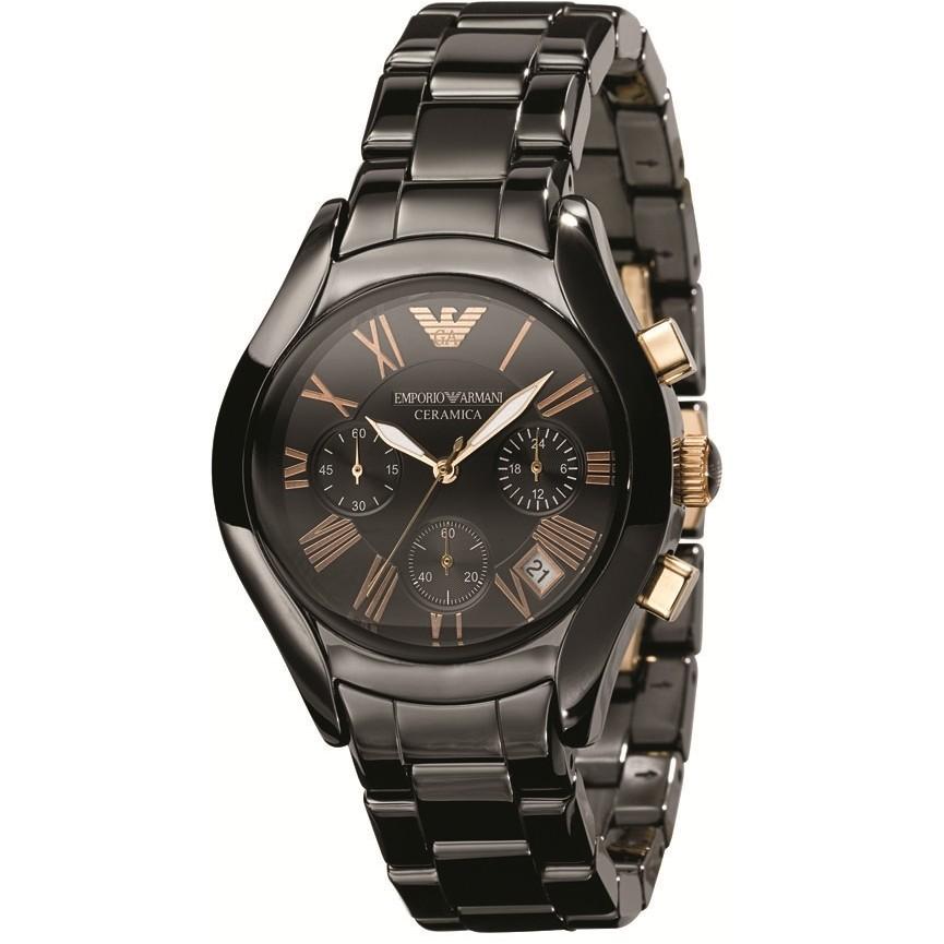watch chronograph unisex Emporio Armani AR1411