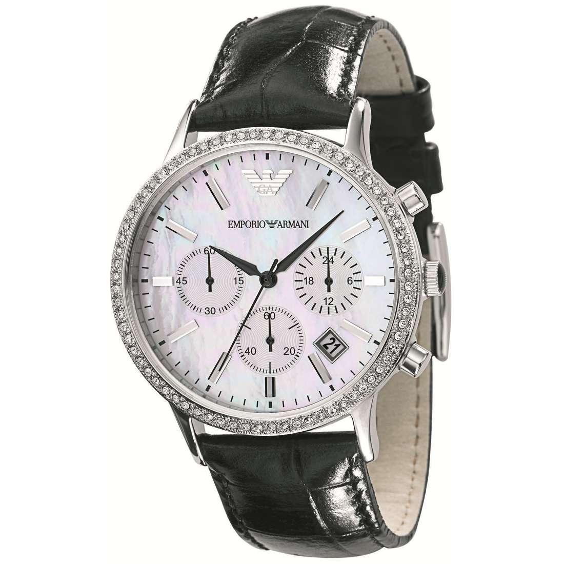 watch chronograph unisex Emporio Armani AR2437